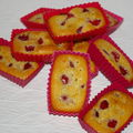 minis clafoutis aux cerises .... 