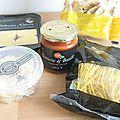 Petites seiches à la sauce tomate et au basilic