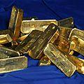 Lingots d'or mystique pour deborder la richesse dans votre vie du maitre marabout tohi