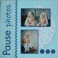 Pause photos...