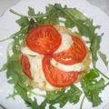 Tartelette tomates et mozzarella