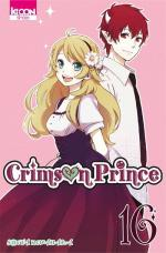Crimson Prince 16 Souta Kuwahara Ki-oon