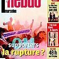 Marseille l'hebdo : un dossier consacré aux supporters de l'om