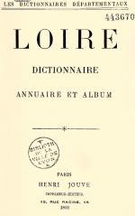 Dictionnaire Loire 1899 (2)