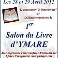 Salon du livre d'YMARE