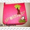 Sac Chaperon Rose (étape) !