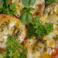 tomates mozzarella 