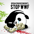 Les plus hautes instances du wwf négocient avec de grandes sociétés multinationales et les contestent de moins en moins.