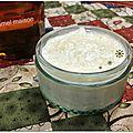 Riz au lait au mascarpone