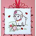 Echange Mouton +Carte Chez Catherine d'Epidaure 2