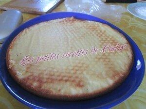 Gâteau fondant aux amandes24