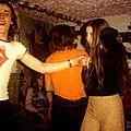 Rotkrut et Martine dansant un rock (janvier 1974)