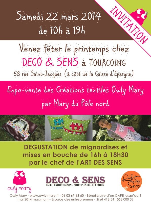 flyer owly-mary-art-des-sens-expo-vente-deco-et-sens-22-mars-2014-printemps-Recto-sans5-1