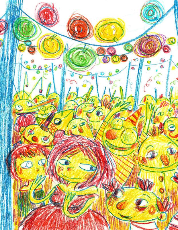 Myst res et boules de gomme baisse le rideau myst res et boules de gomme - Font des boules de gomme ...