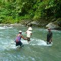 Traversee de la riviere