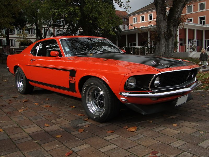 ford mustang boss 302 fastback coupe 1969 oldiesfan67 mon blog auto. Black Bedroom Furniture Sets. Home Design Ideas