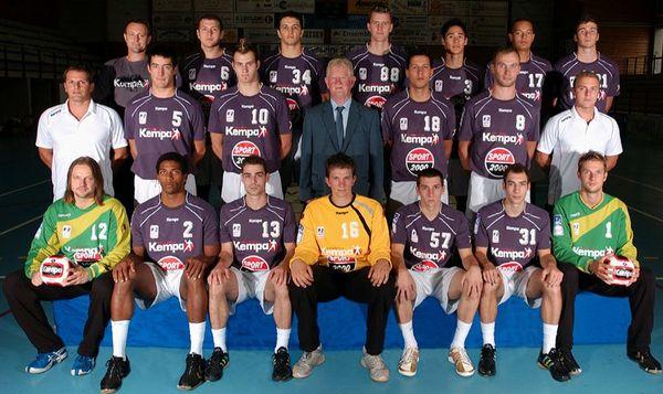 200708 Equipe SAHB saison 2007-2008