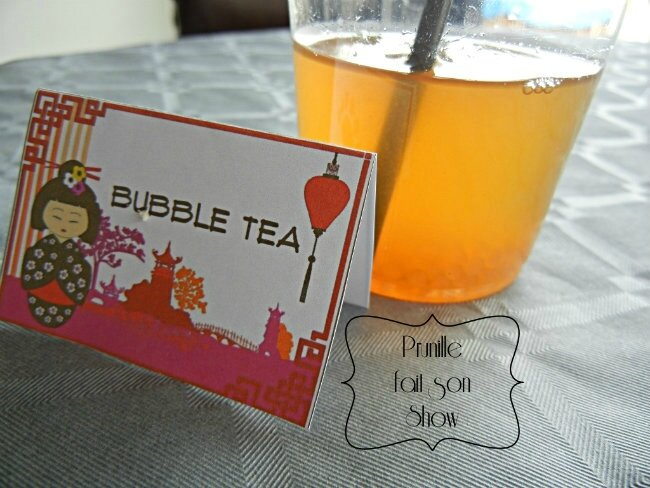 sweet table manga et japon prunillefee bubble tea