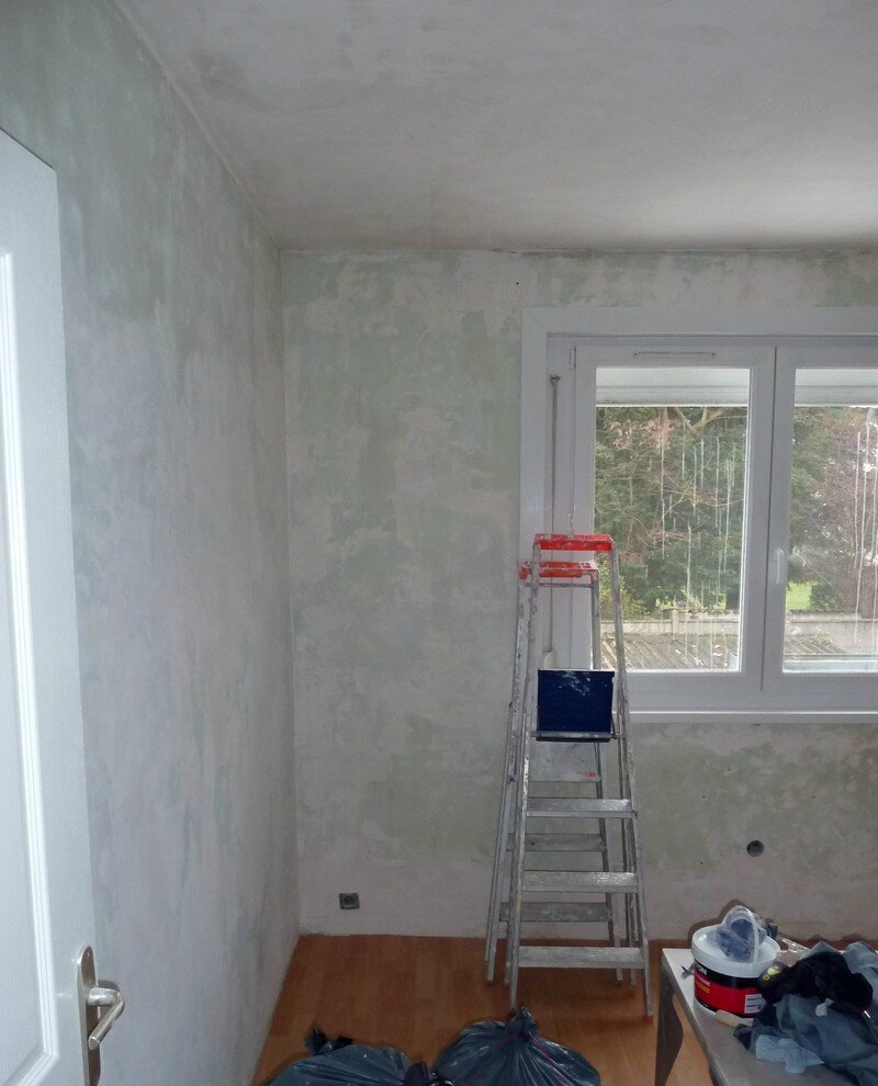La chambre de b b 1 air 2 d co - Leroy merlin peinture industrie ...