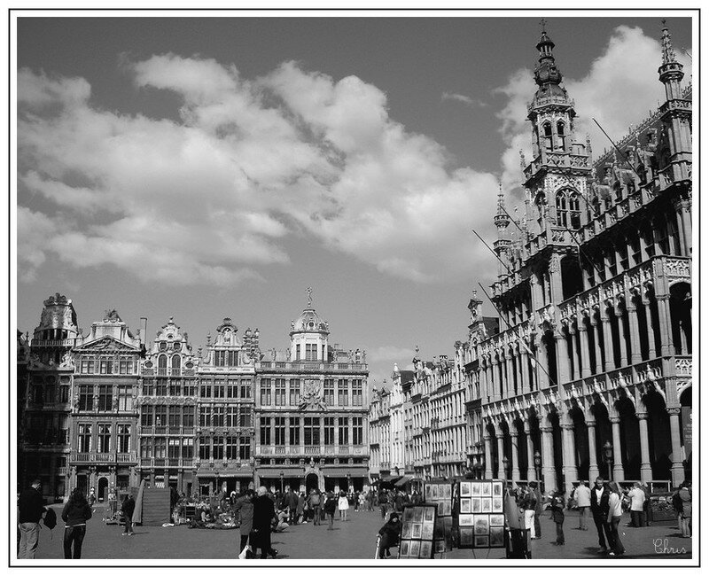 La grand place de bruxelles photos passion - Office de tourisme bruxelles grand place ...