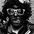 1619 LEDRINGHEM le carnaval s illustre en noir et blanc