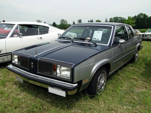 oldsmobile omega coupe 1980 3