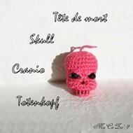 skull tête de mort 190