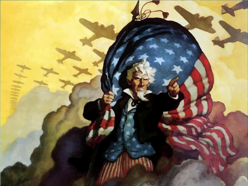 Uncle Sam war