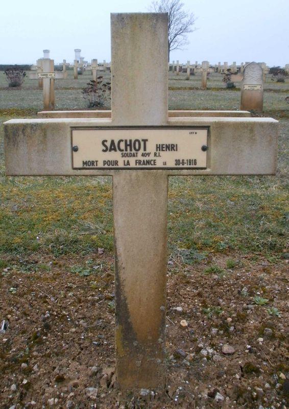 SACHOT Henri