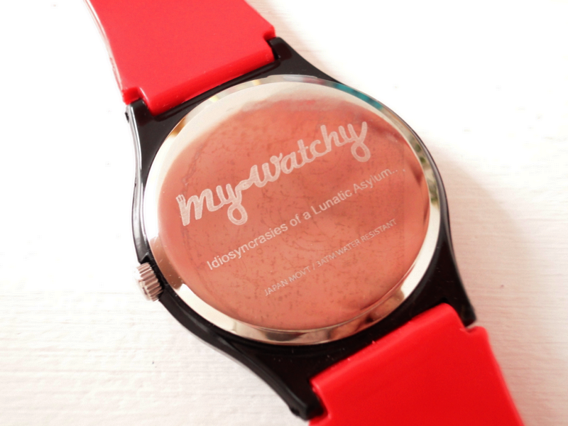 Fancy Melody & MyWatchy