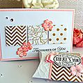 Inspired by stampin dt call