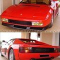 FERRARI - Testarossa - 1985