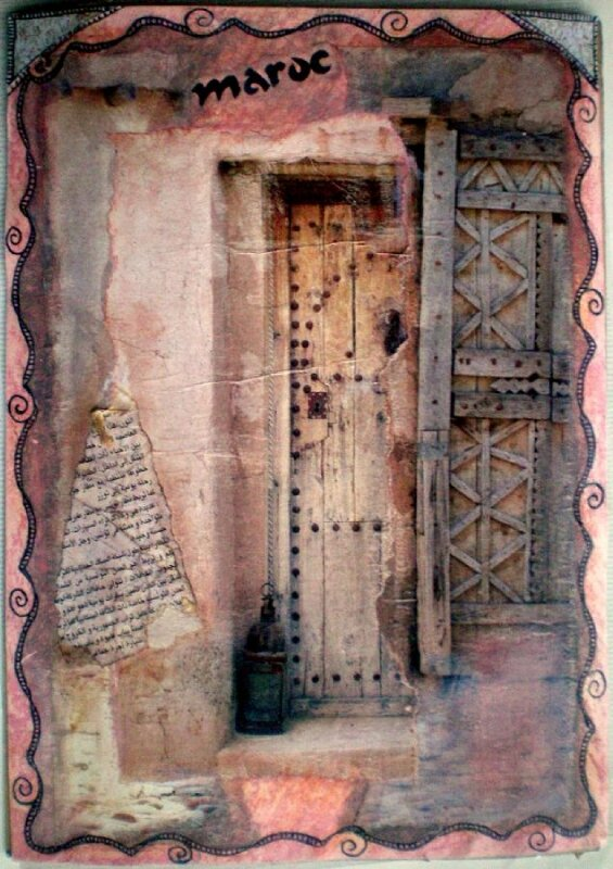 7~Maroc page gauche
