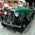 Morris eight convertible de 1937 (RegioMotoClassica 2010) 01