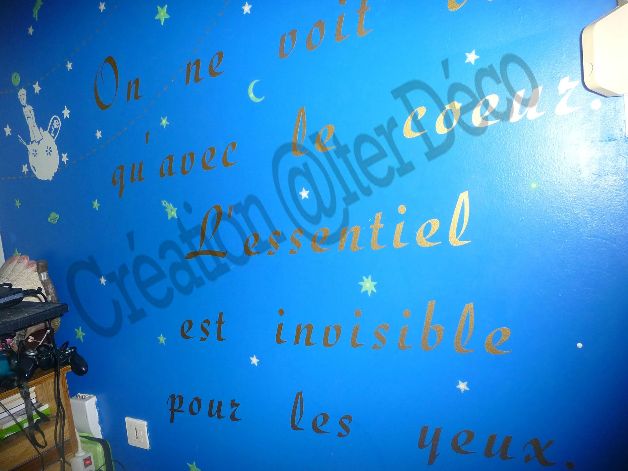 Déco d'intérieur Le Petit Prince