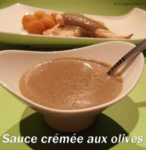 saucecréméeauxolives