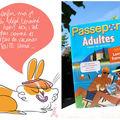 Cahier de vacances adultes - editions hachette - spécial eté/langue française