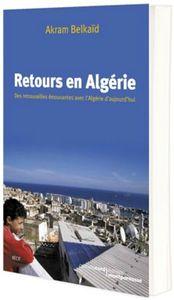 retour algérie