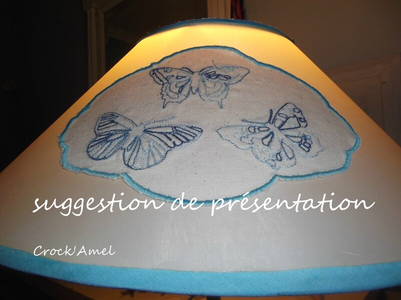 suggestion de presentation