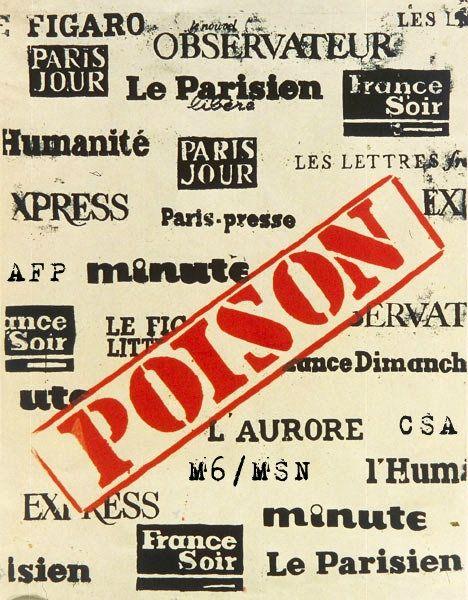 presse poison