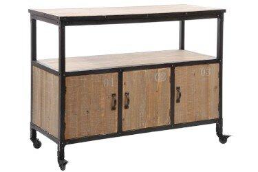 meubles jolipa en ligne - meubles et décoration jolipa - Meuble De Cuisine Industriel