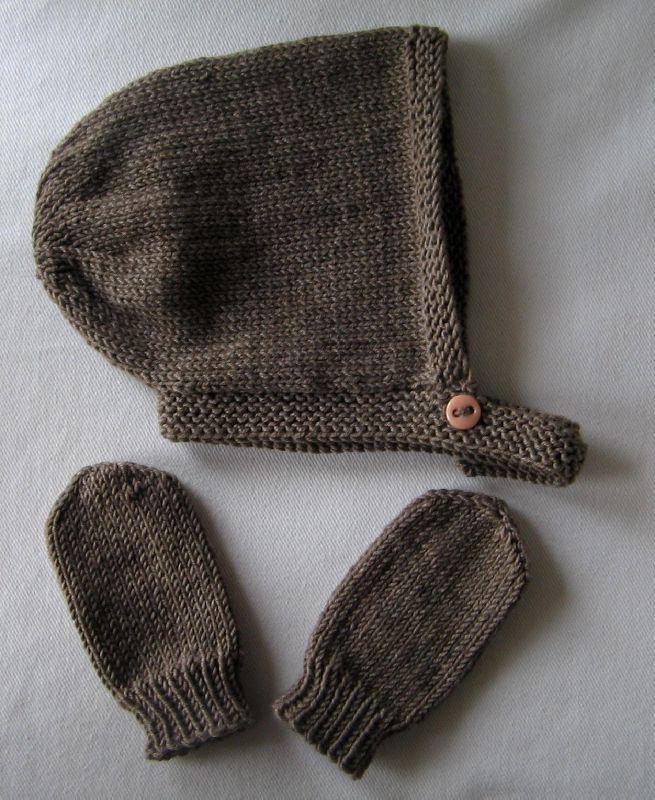 patron tricot beguin bebe