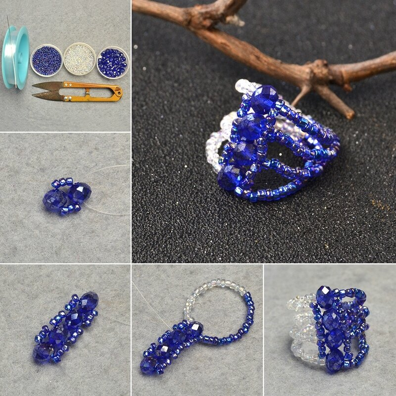 1080-Instructions-on-Making-a-Four-strand-Seed-Bead-Ring