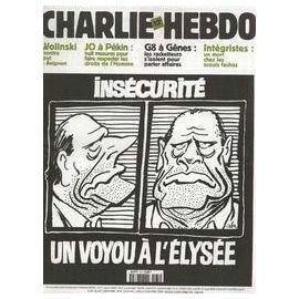 Charlie Hebdo 2001