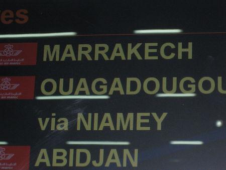 Rencontre intime ouagadougou