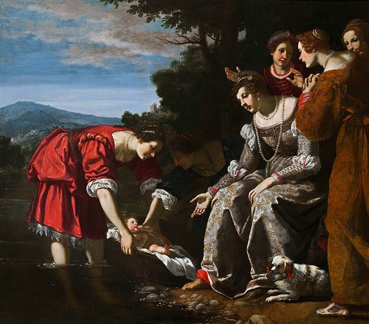 17th century Baroque masterwork painting acquired by Frances Lehman Loeb Art Center