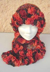 bonnet frou frou rouge 1