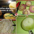 Potée de pommes de terre et navets (riebegmies)