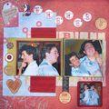 Une nouvelle page de mes 2 fils adorés-mars 2009