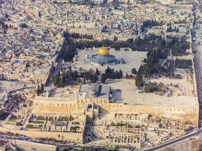 vue-ac3a9rienne-sur-jc3a9usalem-al-quds